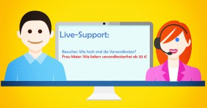 Live-Chat-Support