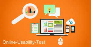 Online-Usability-Test